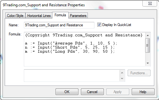 Support and resistance trading system.rar